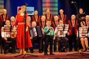 У Палаці культури міста Луцька відбувся концерт «Пам'ятаємо минуле заради майбутнього»