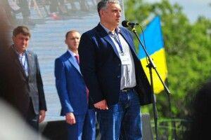 Колишній в'язень Кремля Євген Панов балотується на посаду міського голови Енергодара