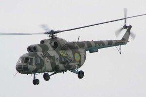 На Рівненщині розбився військовий вертоліт: загинули чотири пілоти