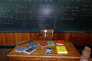 Жбурнув ручкою та вдарив книжкою по голові: у школі на Волині учень познущався з вчительки
