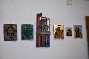 Відкрилася виставка Міжнародного пленеру іконопису та сакрального мистецтва «Замлиння» (фото)