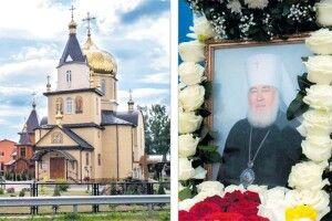 Архієпископ Варфоломій спорудив храм: у село на Волині молодята з усієї України їдуть вінчатися