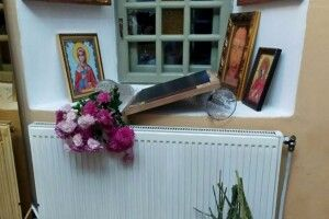 У Володимирі-Волинському намагались пограбувати храм