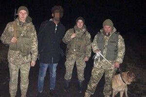 Мандрівника із Африки прикордонники затримали біля кордону з Польщею