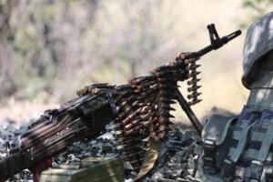 Бойовики обстріляли українські позиції, є поранений