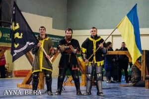 Лицарі  команди «Айна Бера Луцьк» готують сюрприз