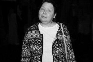 Померла керівникбалетуНаціональної опери України Аніко Рехвіашвілі