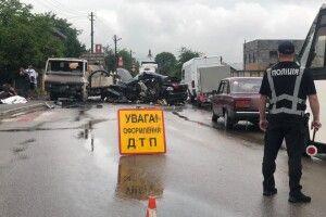У моторошній ДТП загинув футболіст (Фото)