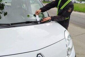 У муніципальні варті обіцяють штрафувати водіїв біля луцького авторинку