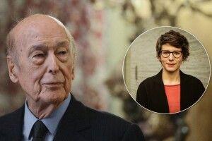 Журналістка звинуватила 94-річного експрезидента Франції у… сексуальних домаганнях