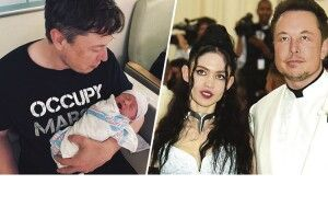 Чи запропонує руку ісерце матері своєї шостої дитини Ілон Маск?