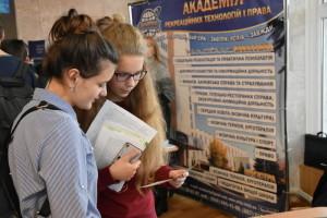 Старшокласники Луцька побували на ярмарку професій