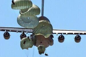 Недалеко від Волині приземлилися російські десантники
