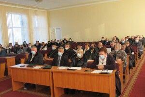 Хто став секретарем Горохівської міської ради і чому депутати не обрали старост (Фото)