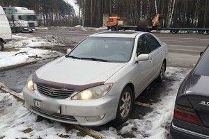 У Маневичах злапали водія «Тойоти», який набрався кредитів, як собака бліх (фото)