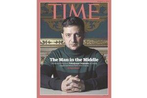 «Постарів»: Президент України вперше потрапив наобкладинку «Time»