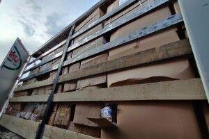 Волинські митники у вантажі з Угорщини виявили і вилучили більше 2 тонн «зайвого» товару на понад 2,2 мільйона гривень