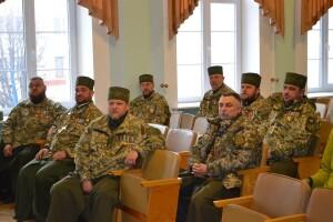 У Луцьку капеланів вітали оплесками (Фото)