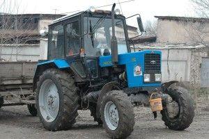 На Волині украли… колесо від трактора Т-40 АМ