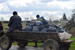 У громаді на Волині влаштували грандіозну толоку (Фото)