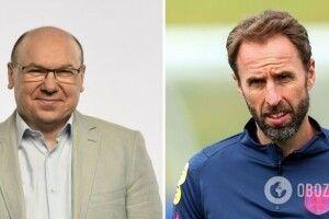 Думка експерта: я б повісив тренера збірної Англії прямо на Вемблі, – Леоненко про фінал Євро-2020