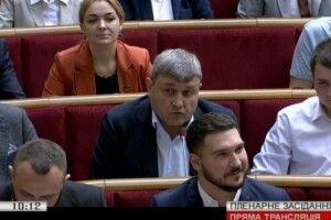 Кнопкодави нового скликання: нардеп Сергій Литвиненко каже, що не мав злого умислу
