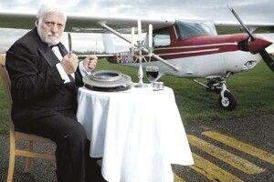 Мішель Літото— людина, яка з'їла… цілий літак