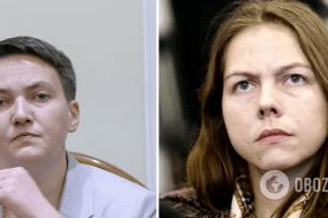 Савченко та її сестру спіймали в Борисполі з підробленими COVID-сертифікатами