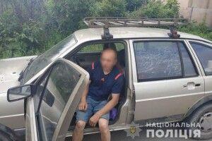 У Нововолинську поліцейські розкрили крадіжку автомобіля