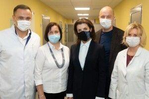У ремонт Національного інституту раку корпорація «Рошен» вклала 50мільйонів