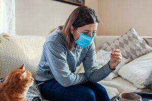 Вилежувати коронавірус не потрібно: лікар дала поради інфікованим