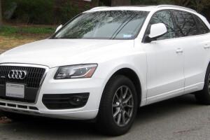Злапали двох лучан, які позавчора викрали «Audi Q5»