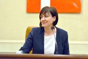 Ірина ВАХОВИЧ: «Протистояння вобласній раді зникли, боІгорю Палиці вдалося створити коаліцію»