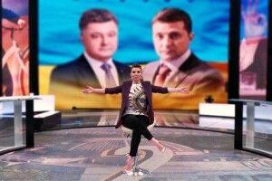 Команда скандальної російської журналістки Ольги Скабєєвої упіймала Володимира Зеленського на відпочинку в Туреччині (Відео)