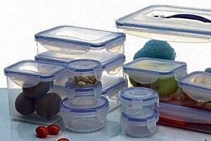 Пластикові контейнери: яквибирати, зберігати й очищати