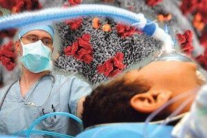 У волинських лікарнях  уже не вистачає рятівного кисню від коронавірусу