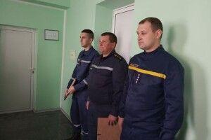 Нагородили волинських саперів, які ліквідовували аварію на Чернігівщині