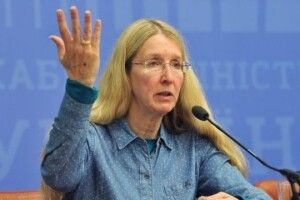 Супрун звинуватила уряд Гончарука у зриві медреформи