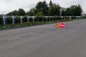 На вулиці Ківерцівській лучани пропонують зробити 4 смуги руху