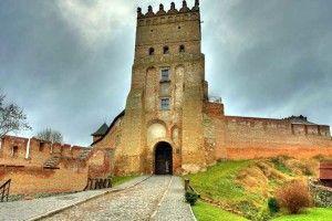 Луцький замок узяв нащадок короля?