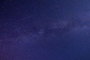Цієї ночі земляни зможуть любуватися зорепадом (Відео)