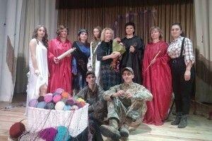 Ковельський театр-студія «10 ряд 10 місце» презентував свою творчість у Володимирі-Волинському