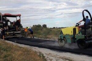 У Володимир-Волинському районі відремоттували дорогу між селами