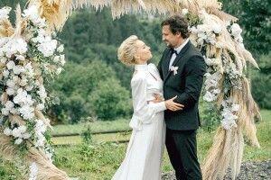Зірка «Спіймати Кайдаша» одружився вКарпатах