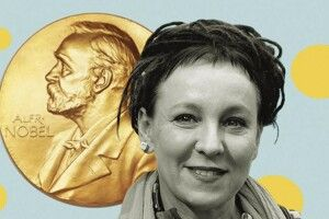 Нобелівська лауреатка злітератури Ольга Токарчук: «Язнаю, якбуде «розпрягати коней», але незнаю, яксказати «помити руки»»