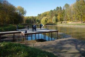Куди поділась вода зі ставків у Воротневі?