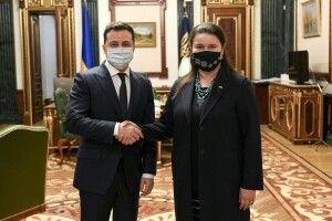 Зеленський призначив Маркарову послом України у США