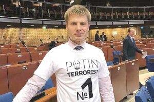 Гончаренко— російській журналістці: «Горітимете впеклі»
