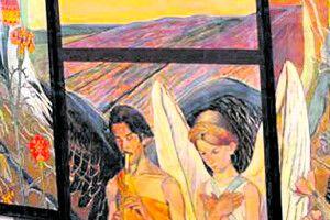 Любовні пригоди і трикутники Павла Тичини