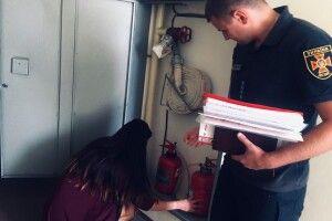 На Волині перевіряють стан пожежної безпеки у готелях